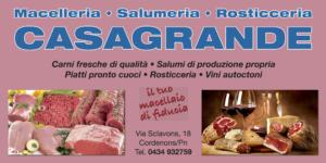 LOGO Casagrande macelleria
